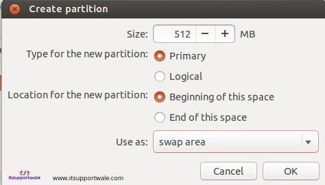 Ubuntu-18.04-Desktop-create-swap