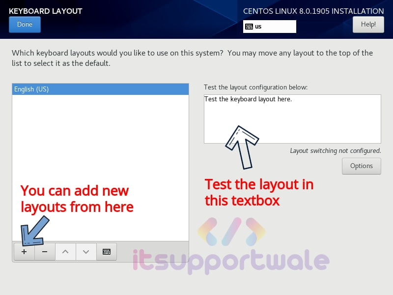 choose-and-test-keyboard-layout-centos-8