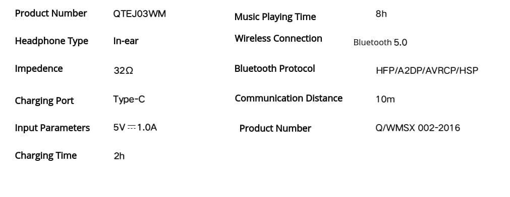 Xiaomi-hifi-earphone-features-list