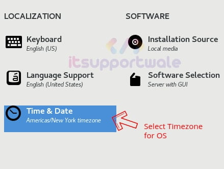 select-timezone-for-centos-8