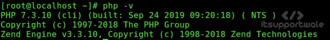 verify-php-7.3-install-in-centos-8
