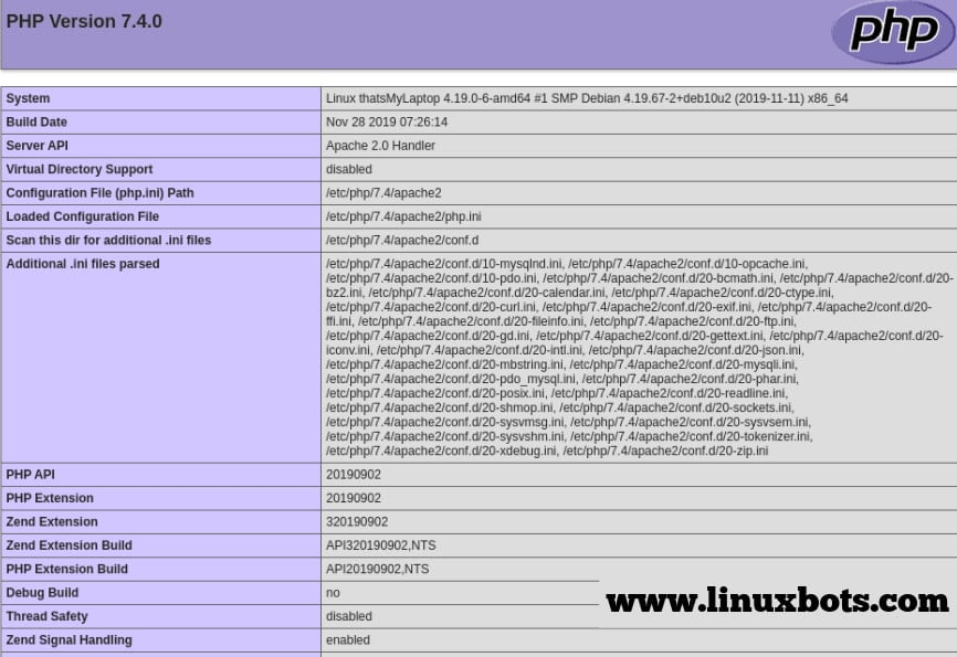 install-php-on-Ubuntu-18.04