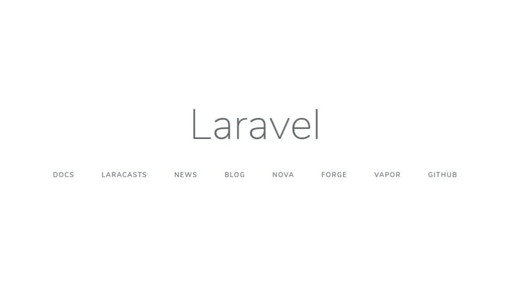 laravel-6.0-welcome-page