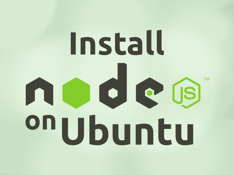 install nodejs linux