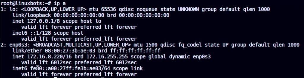 list-all-interface-in-ubuntu